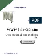WWW in Invatamant de Mihai Jalobeanu