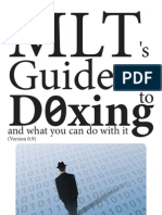 MLT's Guide to D0xing