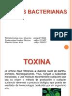 Toxinas Bacteriana