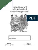 Primer Grado - Ciencia - Cuaderno de Ejercicios