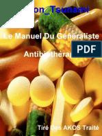 Le Manuel Du Généraliste - Antibiothérapie