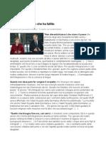 Merkel Multic Fallito 19 Ottobre 2010