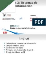 Conceptos Basicos Sistemas de Informacion III UNIDAD