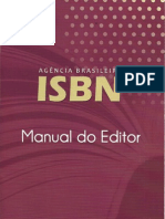 ISBN – Manual do Editor – 8ª ed. 2012