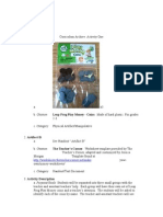 curriculum archive activity one
