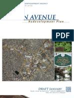 03-02-09 Olden Avenue Redevelopment Plan