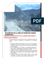 Seguimiento de La Obra de Carretera Pampas Yanamachay (1)