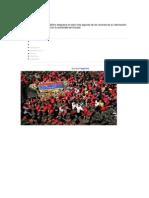 La Vitalidad Del Chavismo