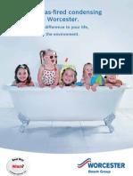Greenstar Gas Boiler Brochure