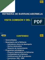 REFINERÍA DE BARRANCABERMEJA