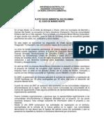 Conflicto Socio Ambiental Colombia
