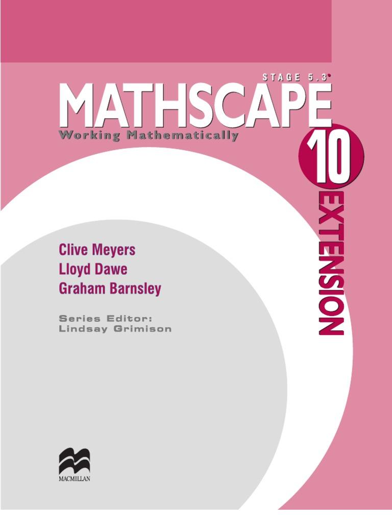 Mathscape10 Optimised | Compound Interest | Interest