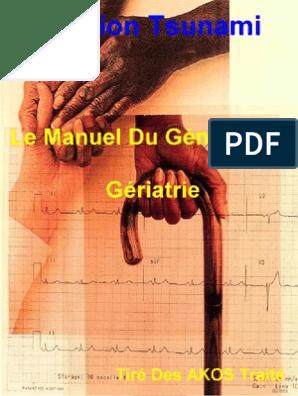 Le Manuel Du Généraliste - Gériatrie | Sauvegarde de justice ...
