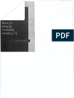 La tradicion semántica. De Kant a Carnap