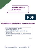 Interaccion Matriz Fractura
