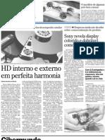 HD interno versus externo