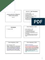 Leandromacedo Legislacaodetransito Completo 001 Vias Terrestres