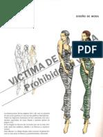 DIBUJO DE FIGURINES PARA EL DISEÑO DE MODA VI