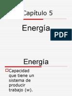 cap 5 Energía