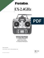 Futaba 6EX 2.4 GHZ