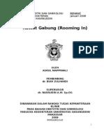 Rawat Gabung (Rooming in)