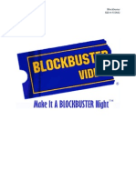 Blockbuster Case