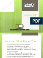 Manual Multiboot USB Con YUMI