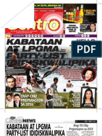 Pssst Centro Mar 11 2013 Issue