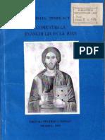 Sfantul Teofilact al Bulgariei -Talcuire la Evanghelia Ioan