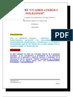WebQuest  4 (Cuadrilateros,Poligonos)