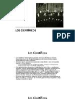 Introduccion-Científicos en el porfiriato