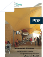 Arccan Shade Structures - Catalogue 2012