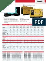 26-918 Diesel Generator 130kva Silent Type