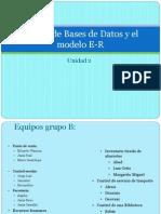 Diseño de Bases de Datos y el modelo
