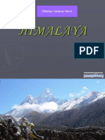 Villalobos Cardenas Nervis, Himalaya