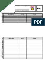 Borang Pendaftaran M02 Terkini