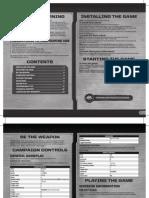 Crysis 2 - Manual