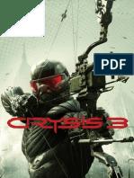 Crysis 3 - Manual
