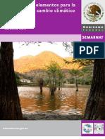 Agua y Clima Elementos Para La Adaptacion Al Cambio Climatico