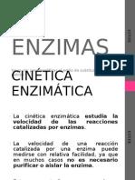 ENZIMAS Cinetica