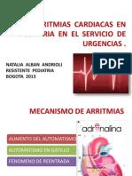 Arritmias Cardiacas en Pediatria en El Servicio de (2)
