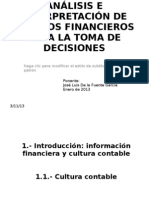 Unidad 1.- Informacion Financiera y Cultura Contbale