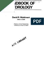 Handbook of Hydrology