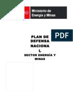 Plan Defensa Nacional