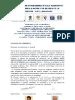 Curso Italo-Argentino de La Terapia Compresiva Agosto 2013