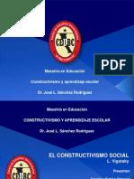 Equipo 4 Constructivismo Social Vigotsky