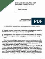 Juan Samaja - Aportes de la metodología a la reflexión epistemológica.pdf