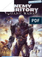 Enemy Territory - Quake Wars - Manual