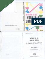 Metodos de La Industria Quimica - Fritz Tegeder, Mayer