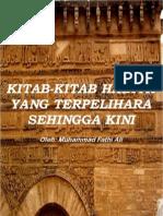 Kitab Hadith Yg Terpelihara